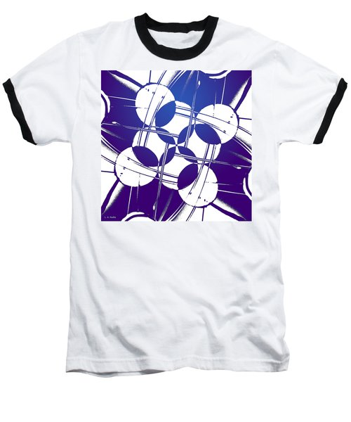 Baseball T-Shirt featuring the photograph Square Circles by Lauren Radke