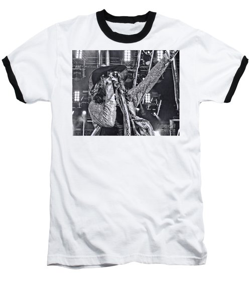 Steven T Baseball T-Shirt by Traci Cottingham
