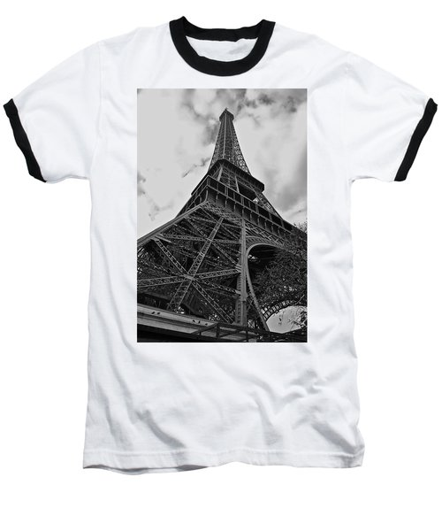 Baseball T-Shirt featuring the photograph Still Standing by Eric Tressler