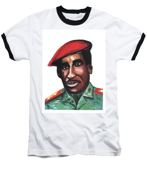Thomas Sankara Baseball T-Shirt