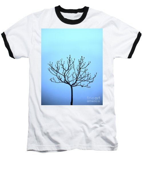 Tree With The Blues Baseball T-Shirt