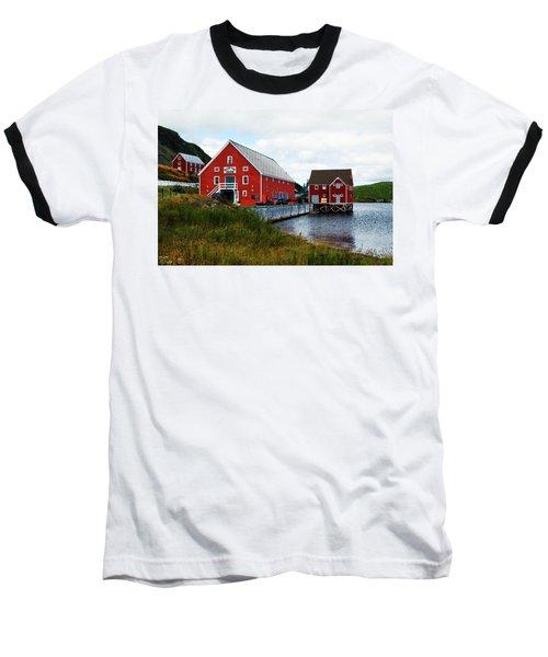 Trinity II Baseball T-Shirt by Leanna Lomanski