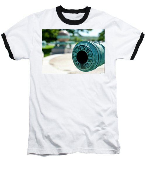 Trophy Point Cannon Baseball T-Shirt