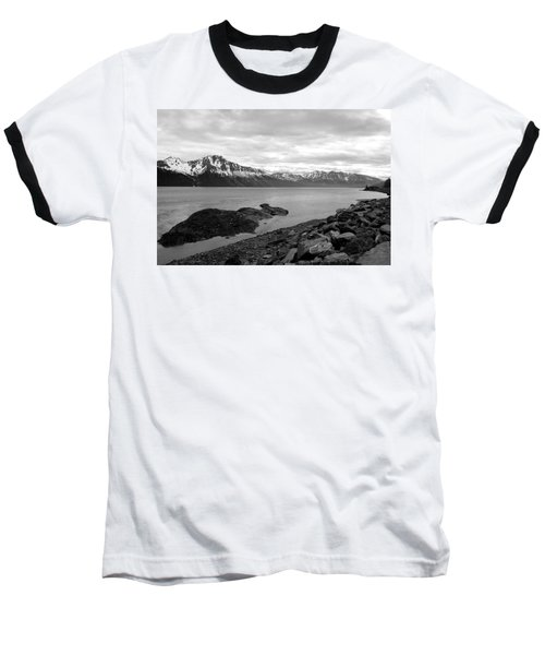 Turnagain Arm Alaska Baseball T-Shirt