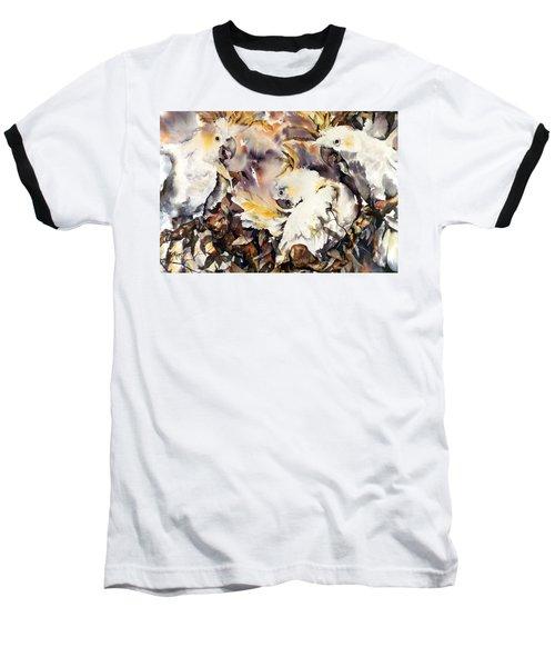 Two's Company Baseball T-Shirt