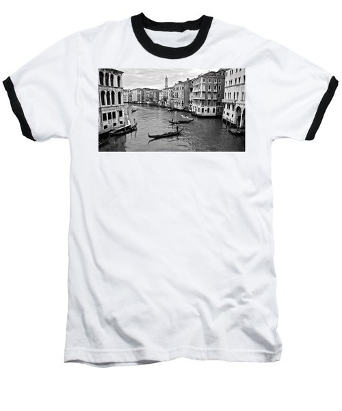 Baseball T-Shirt featuring the photograph Venezia by Eric Tressler