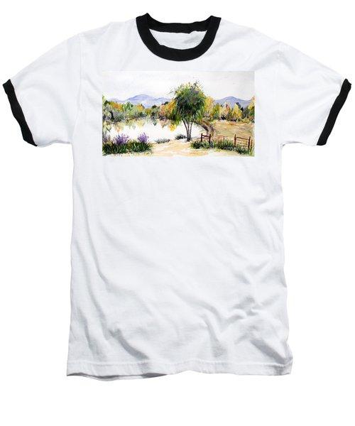 View Outside Reno Baseball T-Shirt
