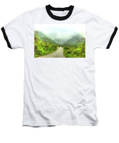 Wadi Darbat Baseball T-Shirt