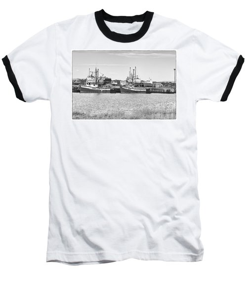 Baseball T-Shirt featuring the photograph Waiting by Eunice Gibb