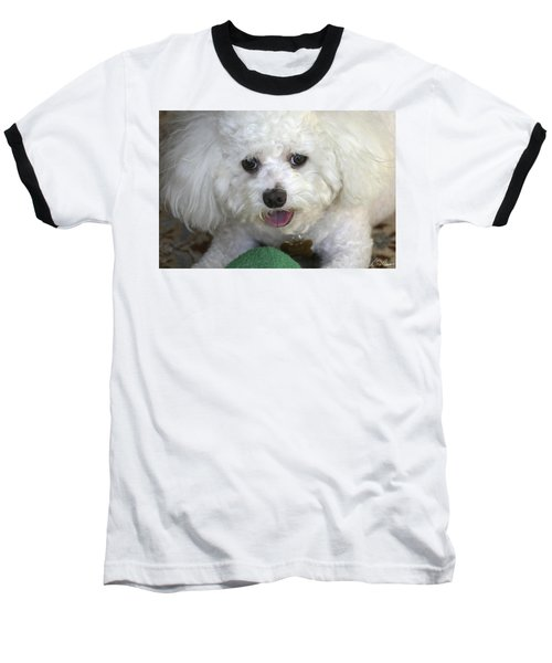 Wanna Play Ball? Baseball T-Shirt