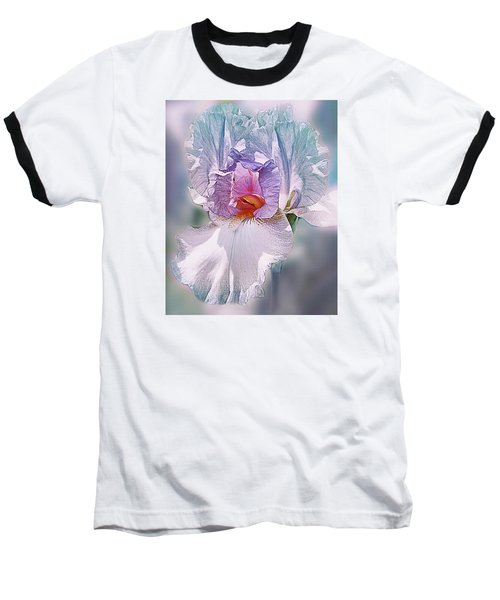 Baseball T-Shirt featuring the digital art Warm Hearted by Mary Almond