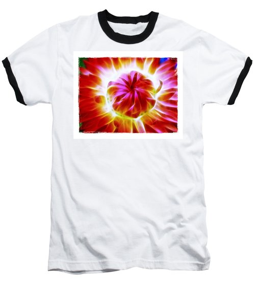 Baseball T-Shirt featuring the photograph Whirling by Judi Bagwell
