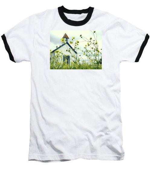Willkommen Hier Baseball T-Shirt by Joe Jake Pratt