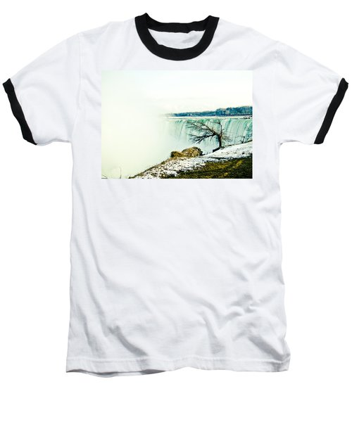 Baseball T-Shirt featuring the photograph Wonder by Sara Frank