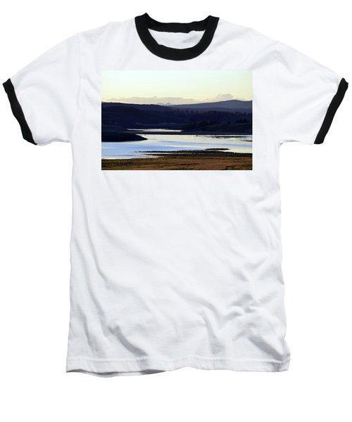 Yellowstone Landscapes Baseball T-Shirt