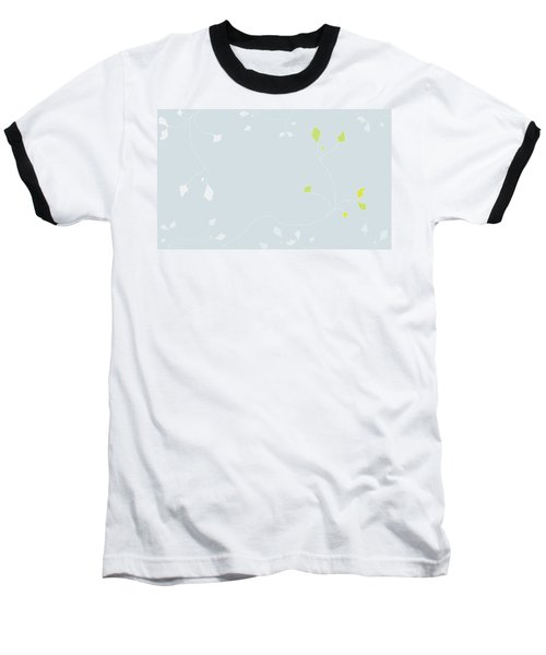 Young Poppy Baseball T-Shirt by Kevin McLaughlin