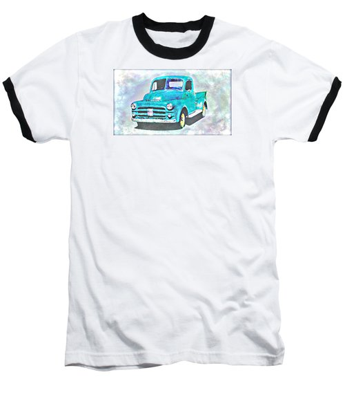 Dodge Pickup Baseball T-Shirt