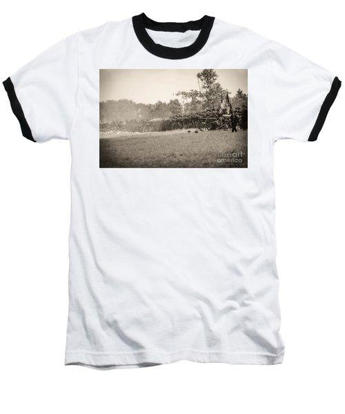 Gettysburg Union Infantry 9968s Baseball T-Shirt