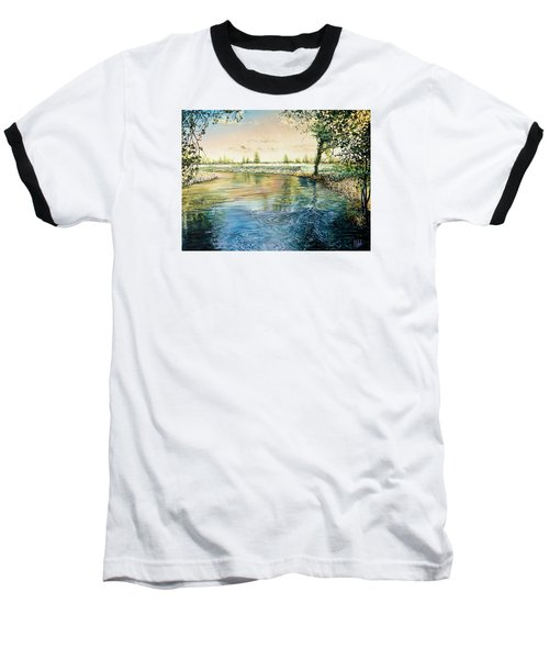 River Bend Baseball T-Shirt