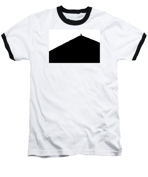 Baseball T-Shirt featuring the photograph  Unchained  by Prakash Ghai