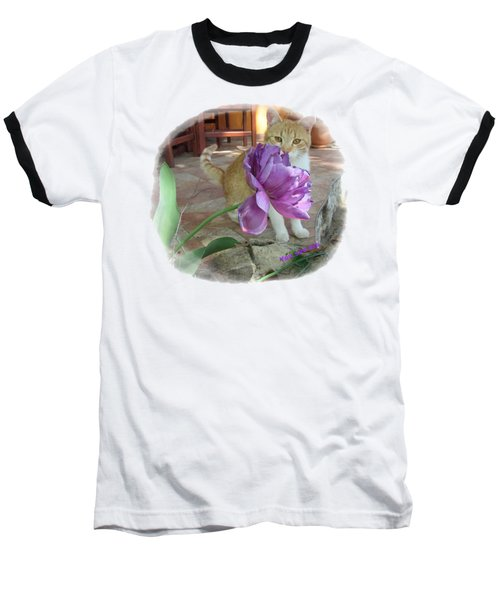 You See Me Baseball T-Shirt