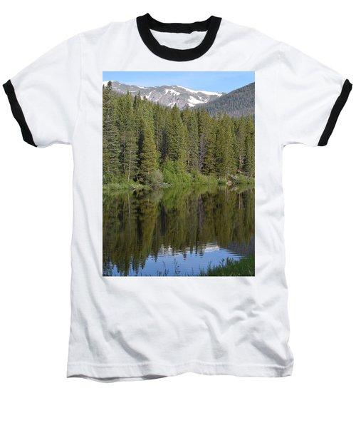 Chambers Lake Hwy 14 Co Baseball T-Shirt