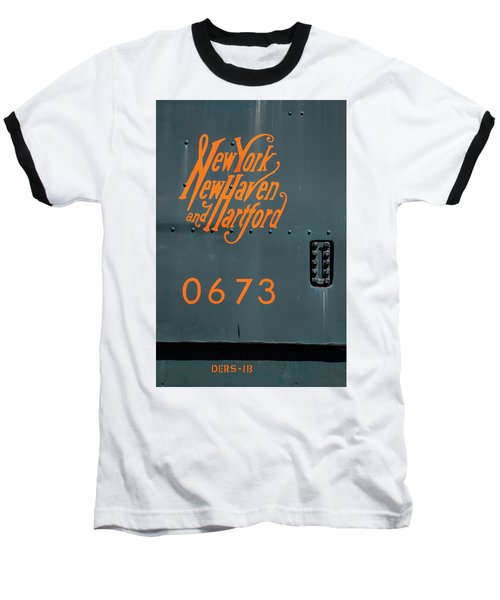 Baseball T-Shirt featuring the photograph 0673 by Karol Livote