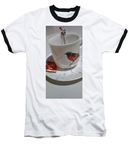 Kotori Means Bird Baseball T-Shirt