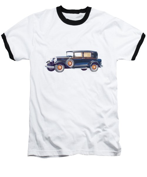 1929 Studebaker Commander Baseball T-Shirt