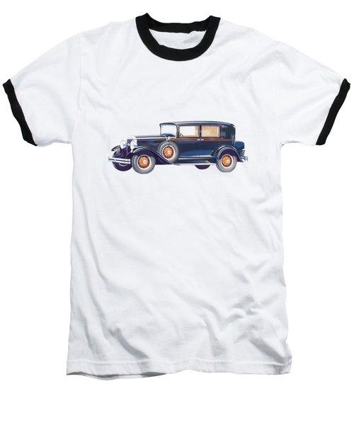 1929 Studebaker Commander Baseball T-Shirt