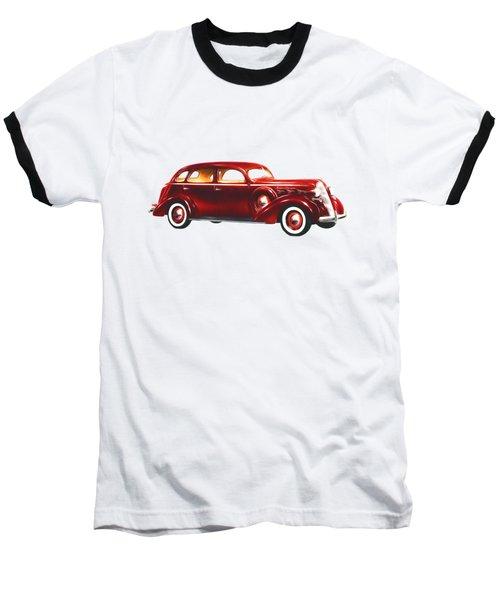 1937 Graham Supercharger Baseball T-Shirt