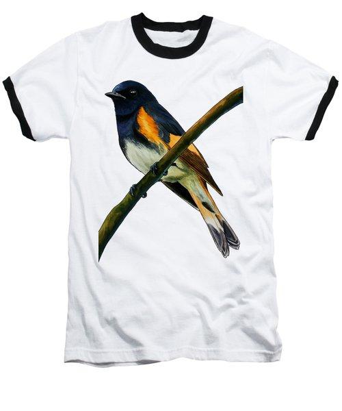 American Redstart Baseball T-Shirt