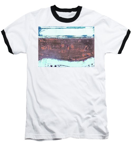 Art Print Abstract 81 Baseball T-Shirt