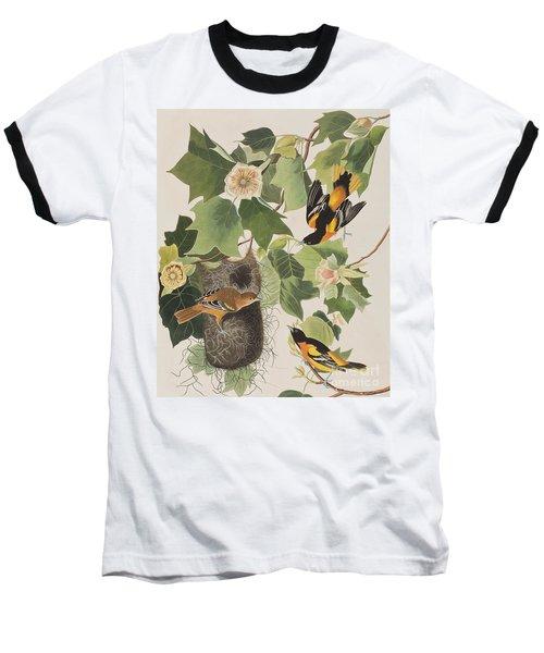 Baltimore Oriole Baseball T-Shirt