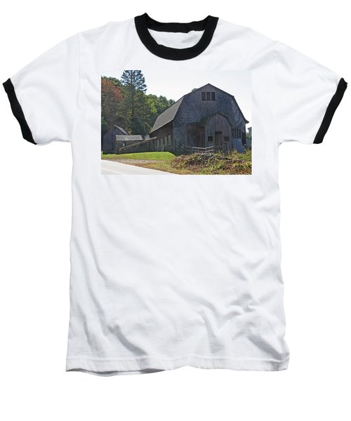 Barn Baseball T-Shirt