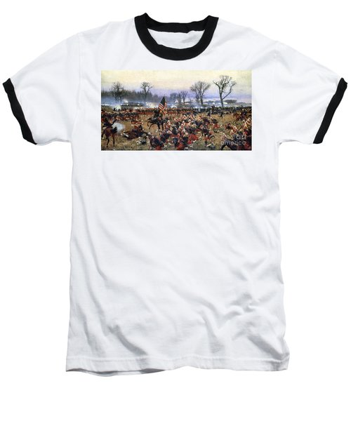 Battle Of Fredericksburg - To License For Professional Use Visit Granger.com Baseball T-Shirt