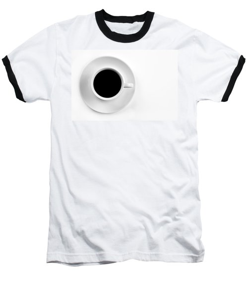 Baseball T-Shirt featuring the photograph Black Coffee by Gert Lavsen