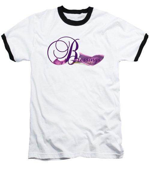 Blessings Baseball T-Shirt