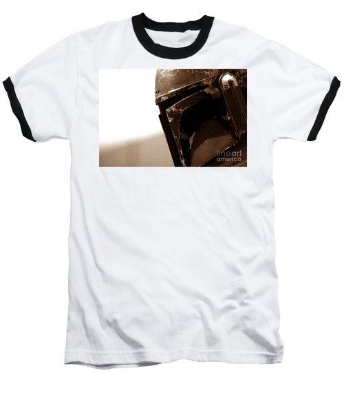 Boba Fett Helmet 33 Baseball T-Shirt