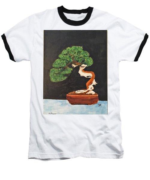 Bonsai-1 Baseball T-Shirt