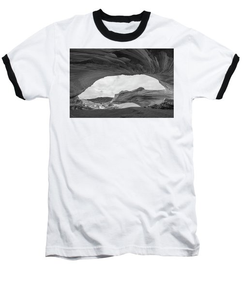 Baseball T-Shirt featuring the photograph Boundless by Dustin LeFevre