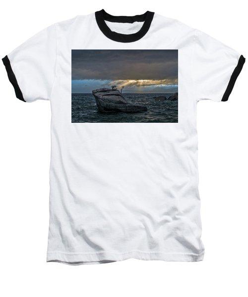 Breaking Light Baseball T-Shirt