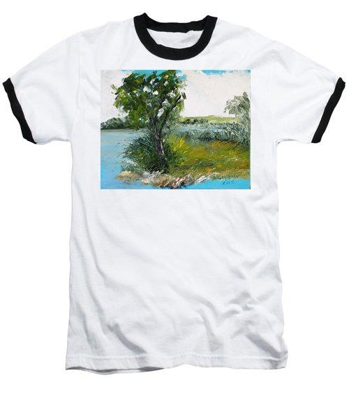 By The Snake River Baseball T-Shirt