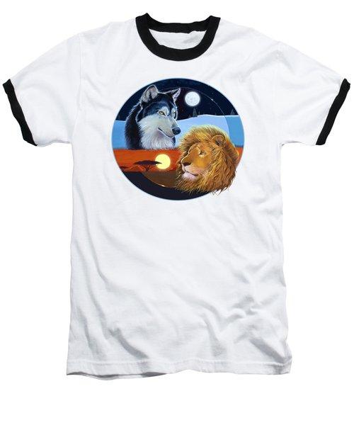 Celestial Kings Circular Baseball T-Shirt