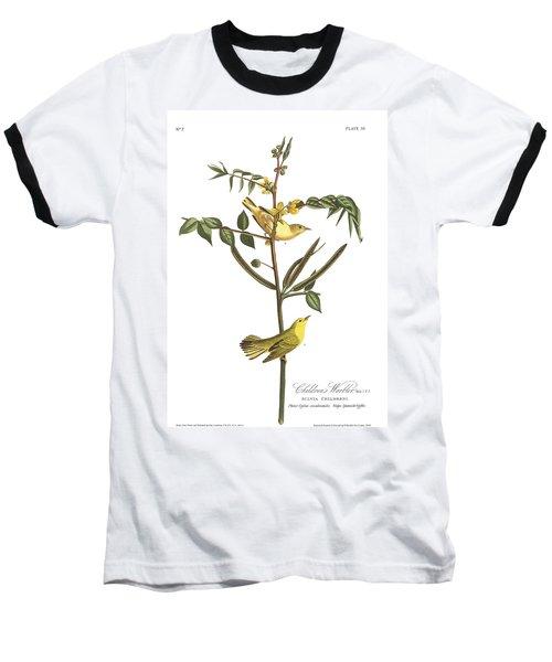 Children's Warbler Baseball T-Shirt