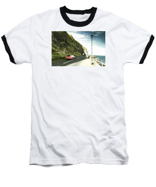 Coast Road Baseball T-Shirt