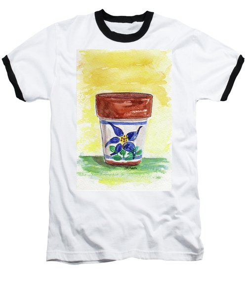 Columbine Container Baseball T-Shirt