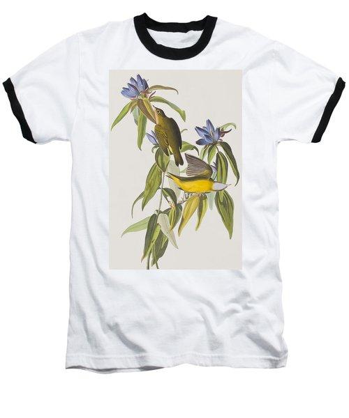 Connecticut Warbler Baseball T-Shirt