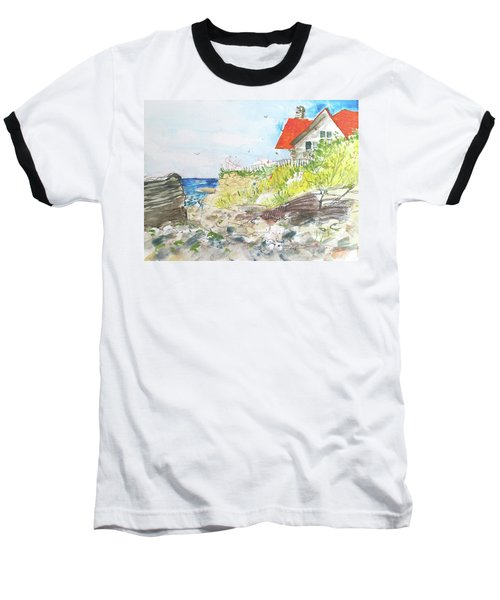 Cornfield Point Old Saybrook Baseball T-Shirt