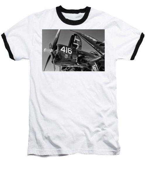 Corsair's Nose Baseball T-Shirt